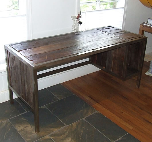 Custom made desks from Icon Custom Furniture